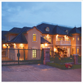 Electricians in - Swansea, Wales - Mumbles Electric - Exterior Lighting